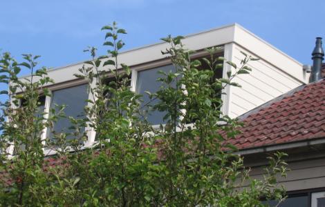 Nieuwbouw of renovatie Dakkapellen
